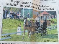 Photo n° 38229 SCHILDAU Chpt d'Eu Juniors Cassandre Astégiano dans la prese allemande Affichée 9 fois Ajoutée le 25/09/2016 11:10:00 par JeanClaudeGrognet  --> Cliquer pour agrandir <--