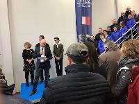 Photo n° 46486Inauguration ATEL 2018 - photo Didier CressentAffichée 37 fois, 1 voteAjoutée le 29/12/2018 09:06:44 par JeanClaudeGrognet