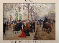 Photo n° 50467 PARIS et les attelages de la Belle Epoque  Affichée 0 fois Ajoutée le 07/06/2021 10:27:45 par JeanClaudeGrognet  --> Cliquer pour agrandir <--