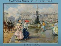 Photo n° 50470 PARIS et les attelages de la Belle Epoque  Affichée 0 fois Ajoutée le 07/06/2021 10:27:45 par JeanClaudeGrognet  --> Cliquer pour agrandir <--