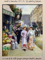 Photo n° 50476 PARIS et les attelages de la Belle Epoque  Affichée 0 fois Ajoutée le 07/06/2021 10:27:45 par JeanClaudeGrognet  --> Cliquer pour agrandir <--
