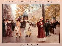 Photo n° 50483 PARIS et les attelages de la Belle Epoque  Affichée 1 fois Ajoutée le 07/06/2021 10:27:45 par JeanClaudeGrognet  --> Cliquer pour agrandir <--