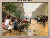 Photo n° 50488 PARIS et les attelages de la Belle Epoque  Affichée 0 fois Ajoutée le 07/06/2021 10:27:45 par JeanClaudeGrognet  --> Cliquer pour agrandir <--